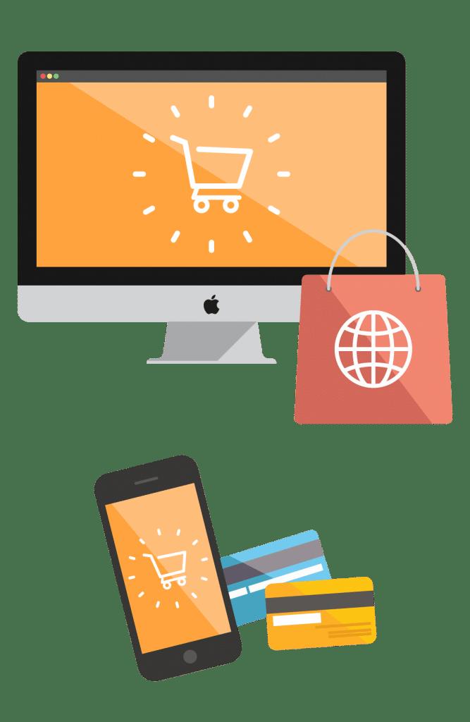 Votre site E-commerce est une vitrine mondiale online à travers laquelle vos  produits et services sont exposés et vendus. dce46cab63de