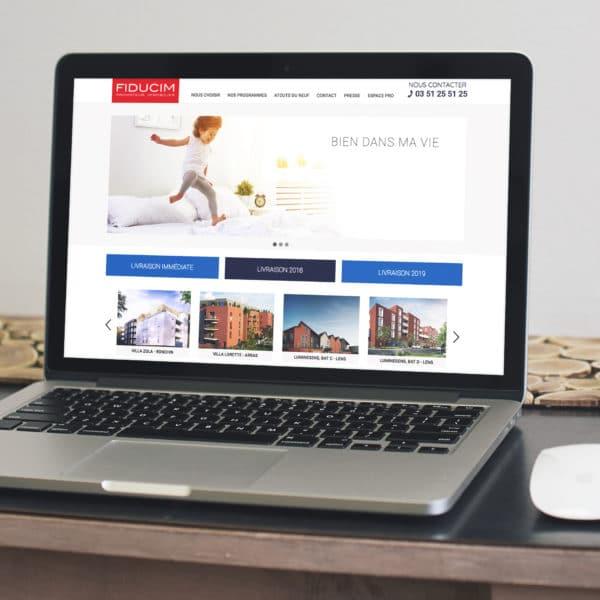 Fiducim : nouveau site internet !